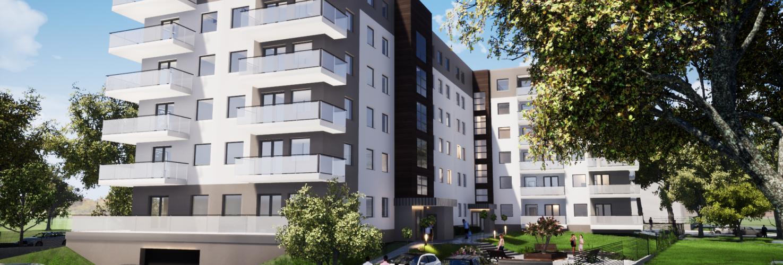 Osiedle Zielona Aleja budynek E - mieszkania w sprzedaży